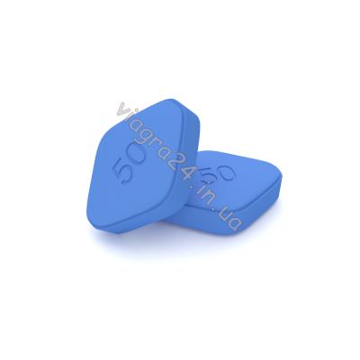 Виагра 50 мг (Силденафил)