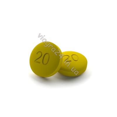Левитра 20 мг (Варденафил)
