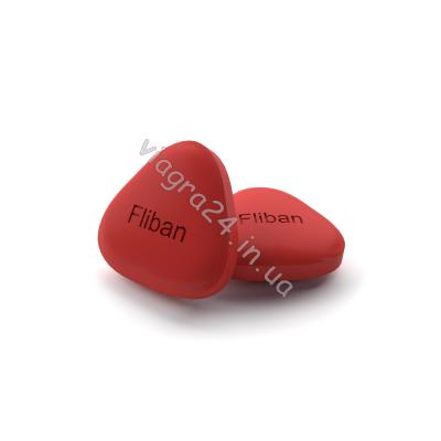 Fliban 100 мг (Силденафил)