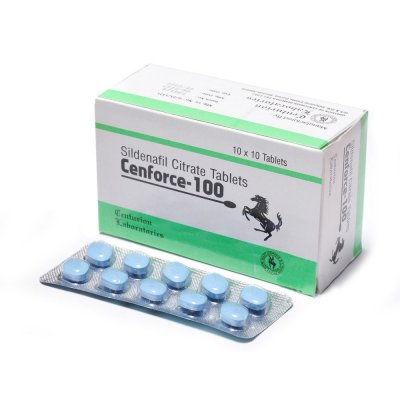 Виагра 100 мг (Силденафил)